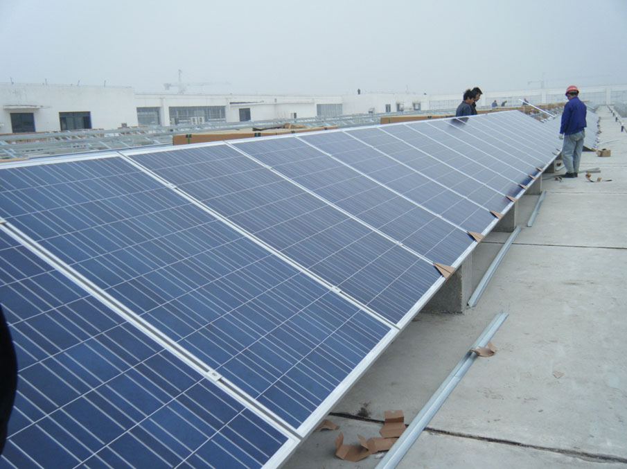 Zhengzhou Foxconn Roofing Project