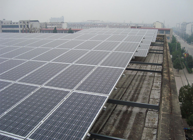Anhui huolishan project 1MW